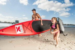 xterra inflatable paddle boards