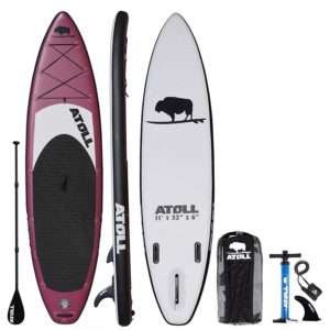Atol Inflatable-Paddle-Board