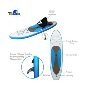 Best Inflatable Paddle Boards Reviews