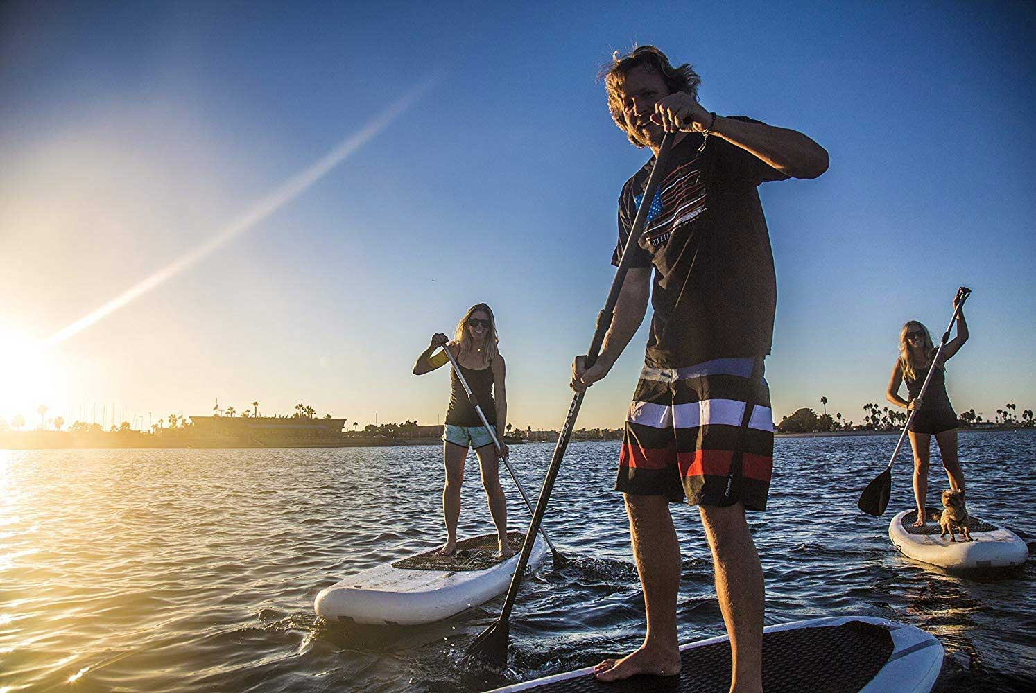 Tower Paddle Board Review with Pros and Cons