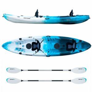 hard shell kayak