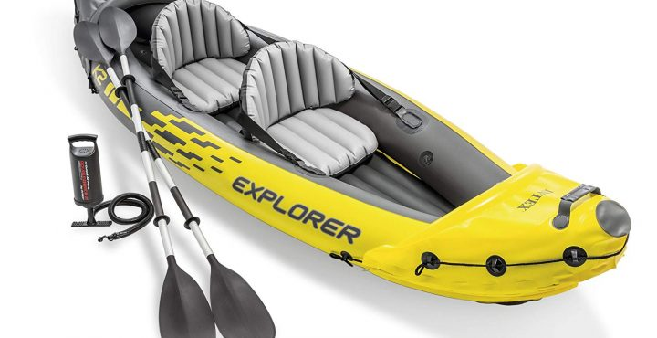 Intex Inflatable Kayak review
