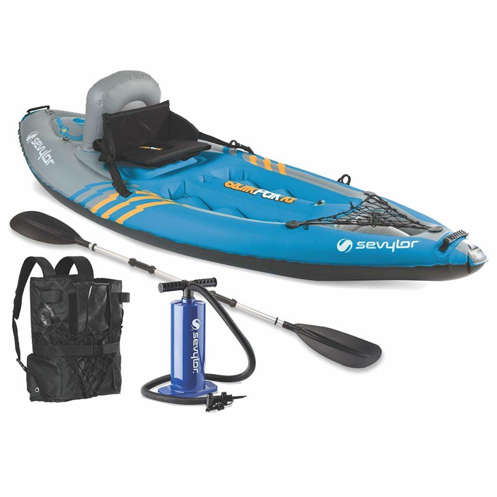 Sevylor inflatable kayak reviews