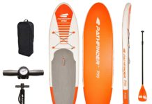 Pathfinder Inflatable SUP Stand Up Paddle Board Review
