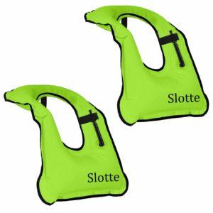 11 slotte inflatable life vest Best Inflatable Life Vests