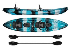 Vibe Tandem Kayak Review