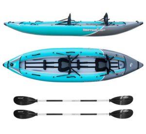 inflatbale kayak review