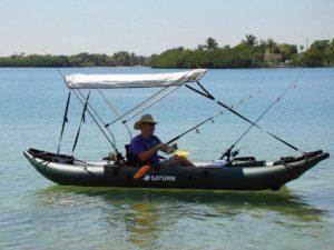 2 Saturn Fishing Inflatable Kayaks Saturn Inflatable Kayak Review