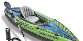 Intex Challenger k2 Kayak Reviews