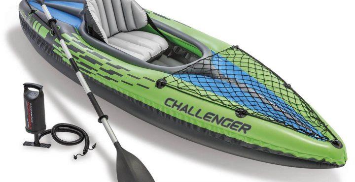 Intex Challenger k2 Kayak Reviews