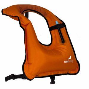 7 SealBuddy Free Diving Vest Best Inflatable Life Vests