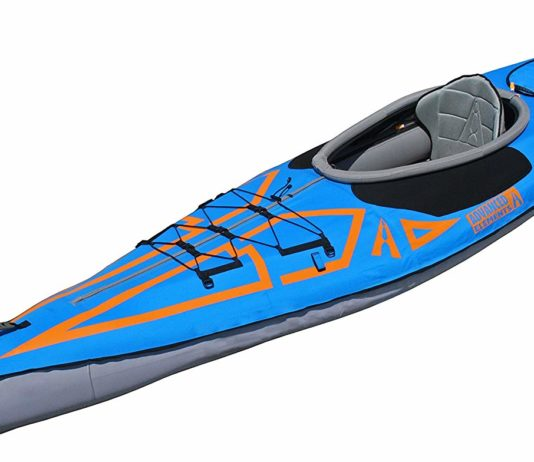 Advanced Elements Expedition Kayak Review