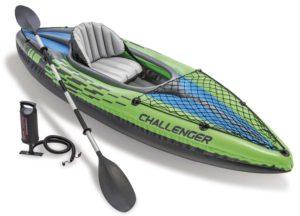 Intex challenger k1 kayak Reviews