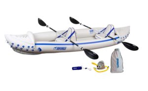 Sea Eagle Inflatable Kayak Reviews