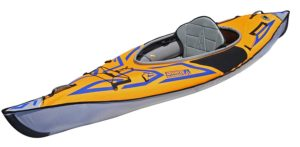 Advanced Elements Advancedframe Kayak Review