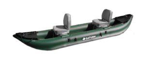 Saturn Inflatable Kayak Review