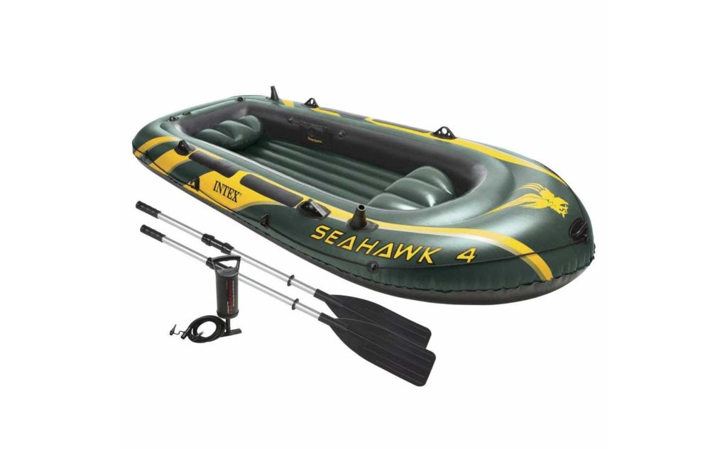 17 Intex Seahawk Inflatable Boat Best Inflatable Boat