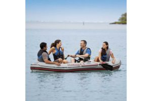 intex inflatable boat