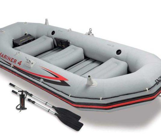 Intex Mariner 4 Inflatable Boat Review