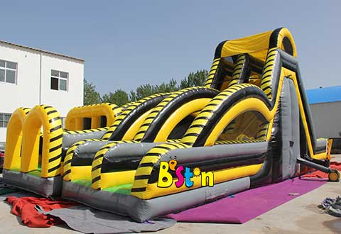 purchase hot sale inflatable obstacle course for sale in beston Inflatable Obstacle Course for Adults