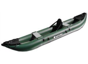 2.Saturn Inflatable Fishing Kayak Best Inflatable Fishing Kayak