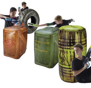 6.Inflatable Battlezone Battle Best Inflatable Toys