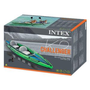 K2 Challagner 2 Intex Challenger k2 Kayak Reviews