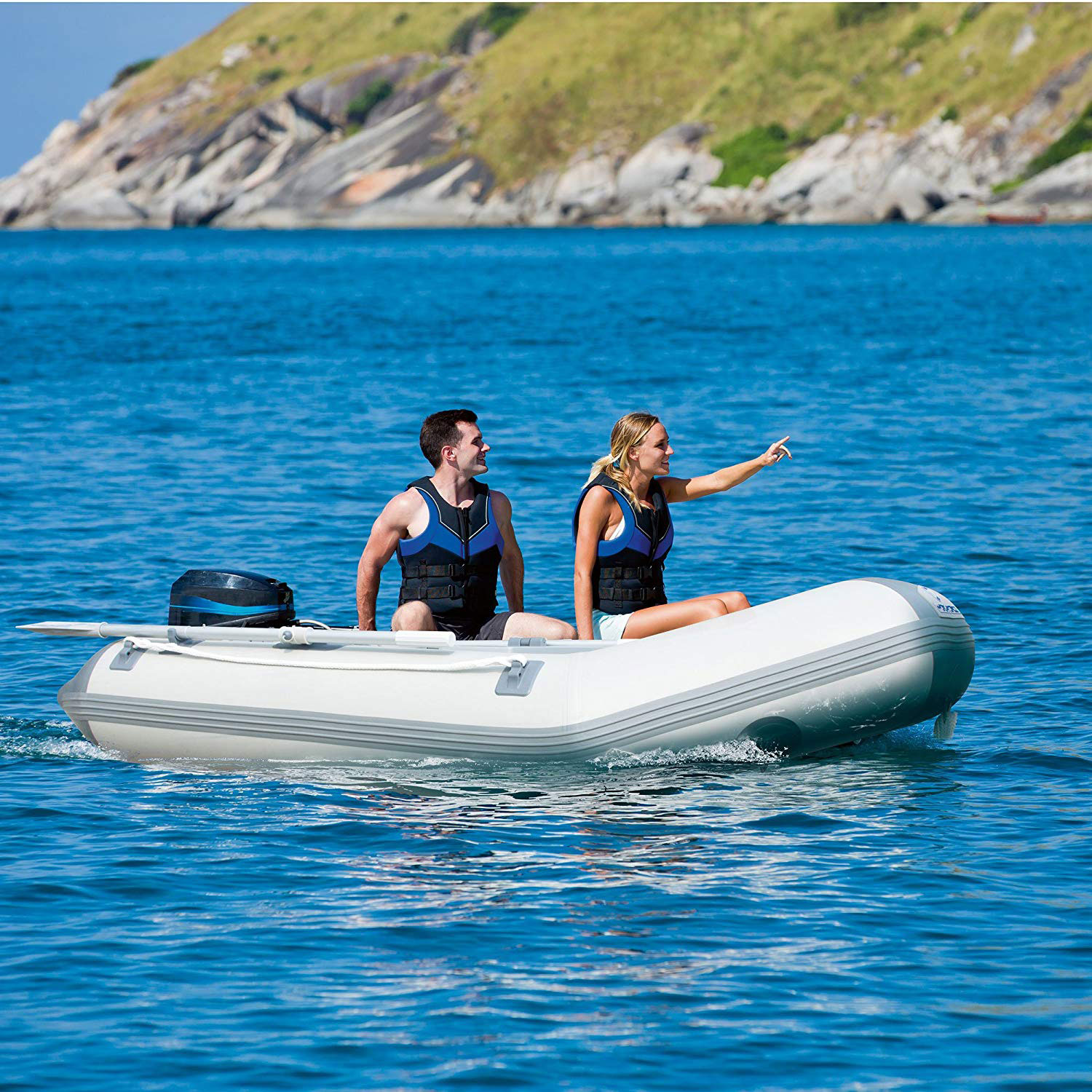 Bestway hydro force Caspian pro inflatable boat review