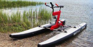 Inflatable-Water-Bike