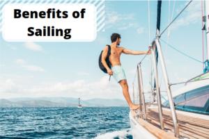 benefits of sailing