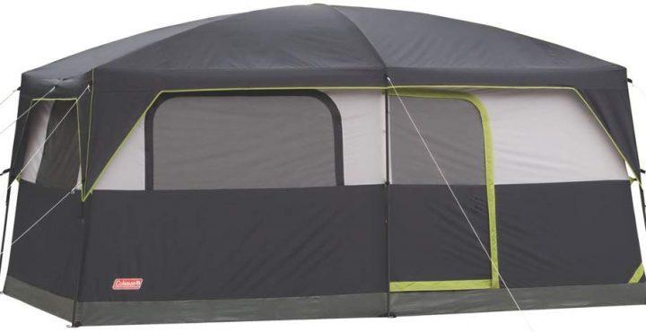 coleman instant tent review