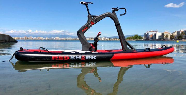 Inflatable Water Bike