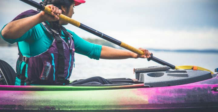 kayaking a Good Exercise