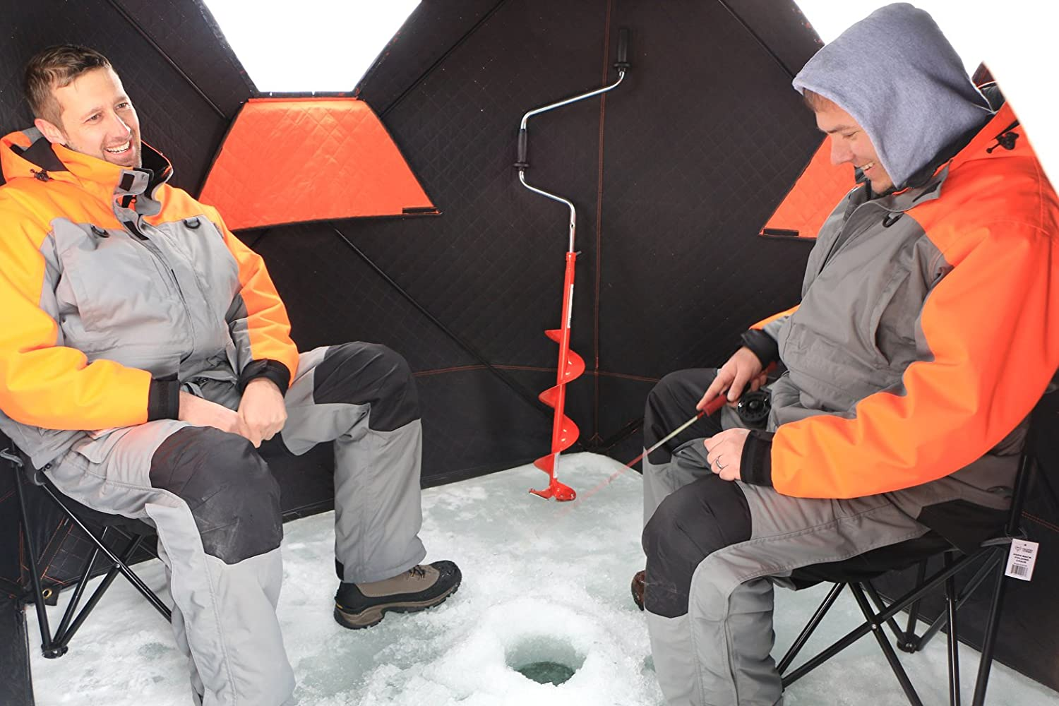 Best Thermal Ice Fishing Shelters