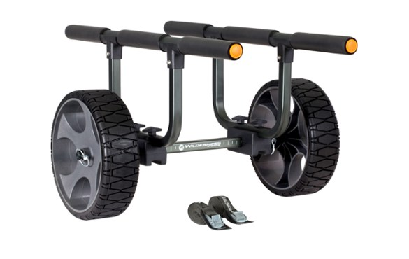 How To Choose A Kayak Cart