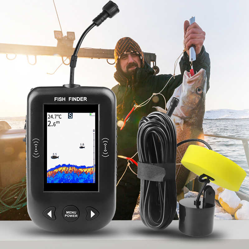 how to read a hummingbird fish finder screen